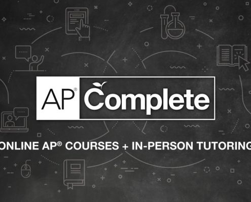 C2 is now offering AP Complete for students who need AP class options outside of the normal high school setting.